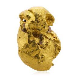 22.05 Gram Gold Nugget Specimen