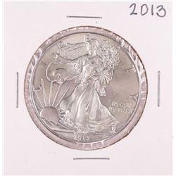 2013 $1 American Silver Eagle Coin