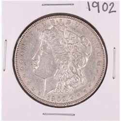 1902 $1 Morgan Silver Dollar Coin