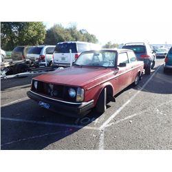 1980 Volvo 240