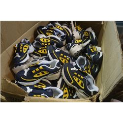 BOX OF KIDS SHOES SIZE 10-12
