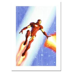 "Marvel Comics, ""Iron Man & The Armor Wars #3"" Numbered Limited Edition Canvas by Francis Tsai with C"