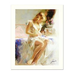 Pino (1939-2010)  Early Morning  Limited Edition Giclee. Numbered and Hand Signed; Certificate of Au