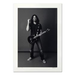 """Rob Shanahan, """"Phil X"""" Hand Signed Limited Edition Giclee with Certificate of Authenticity."""