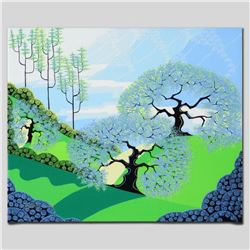 """Spring"" Limited Edition Giclee on Canvas by Larissa Holt, Numbered and Signed. This piece comes Gal"