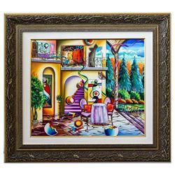 Alexander Astahov- Original Oil on Canvas  Beautiful Place