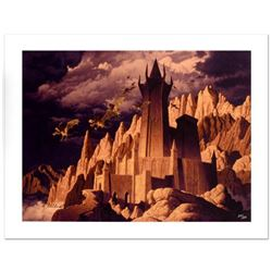 The Dark Tower  Limited Edition Giclee on Canvas by The Brothers Hildebrandt. Numbered and Hand Sig
