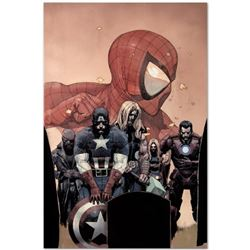 "Marvel Comics ""Ultimate Avengers Vs. New Ultimates #6"" Numbered Limited Edition Giclee on Canvas by"