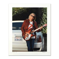 "Rob Shanahan, ""Joe Walsh"" Hand Signed Limited Edition Giclee with Certificate of Authenticity."