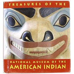 Treasures of the American Indian, Hardback Book