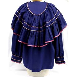 Native American Seminole Ribbon Blouse