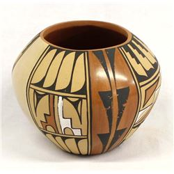Jemez Pottery Bowl by Maxine Andrew