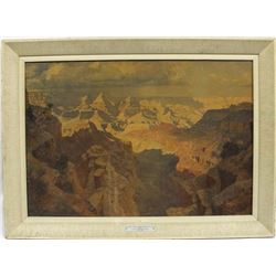 Grand Canyon South Rim Framed Print