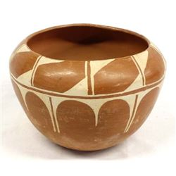 Historic Santa Clara Pottery Bowl