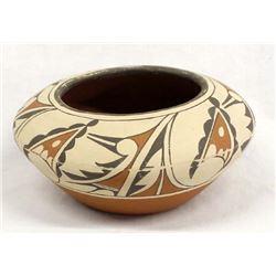 Jemez Pottery Bowl by Michelle Mora