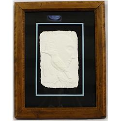 Original Papercast Picture ''Kingfisher'', Guthrie