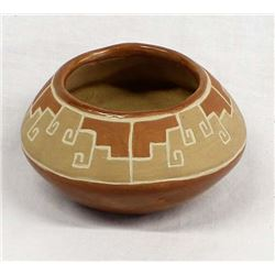 Historic Native American San Juan Pottery Jar