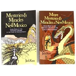 2 Mysteries & Miracles of New Mexico Books