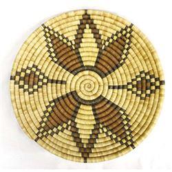 Large Navajo Ceremonial Wedding Basket
