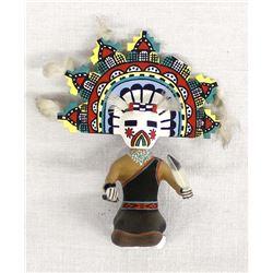 Miniature Native American Hopi Kachina