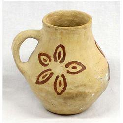 Mexican Tarahumara Pottery Pitcher