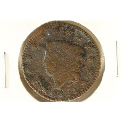 1822 US LARGE CENT