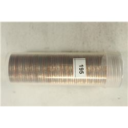 ROLL OF 50-FIFTY STATE QUARTER, 1 OF EACH STATE