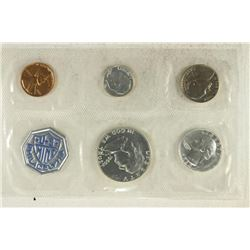 1960 US SILVER PROOF SET