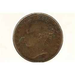 1839 GREAT BRITAIN FARTHING