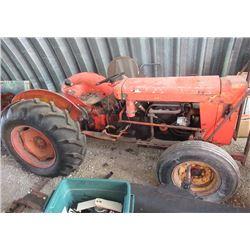 MF 202 Gas Tractor 3PH 540PTO S#309597