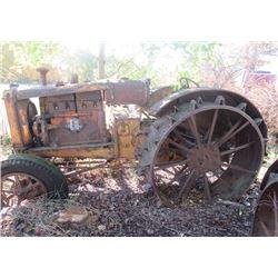 M Moline FTA Rear Steel S#157129