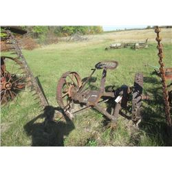 MH Horse Sickle Mower