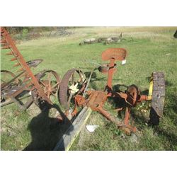 Int No 9 Horse Sickle Mower