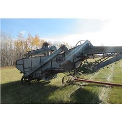 "Int 28"" Threshing Machine"
