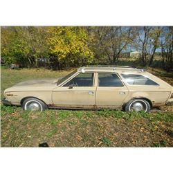 70's AMC Hornet Sportabout Wagon- NO TOD S#A6A087A316647
