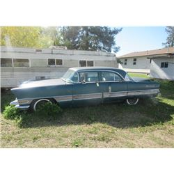 1956 Packard Patrician 4 D - Parked 16 Years Ago Running When Parked, But Sat Outside - Prior to Tha