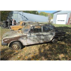80 Lada Model 1500 S#0496449 - NO TOD