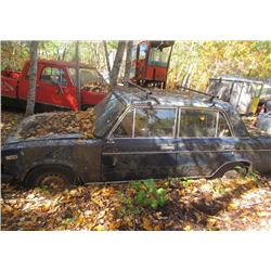81 Lada Model 1500 S#0588396 - NO TOD