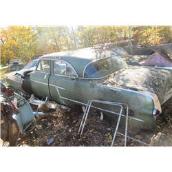 2) 50's Packard Cars-Not Complete - NO TODS