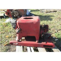 Int 1 1/2 - 2 1/2 HP Stationary Engine