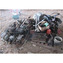 2 Pallets Car Parts