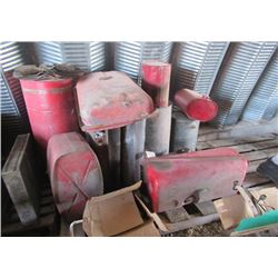 Tractor Fuel Tanks