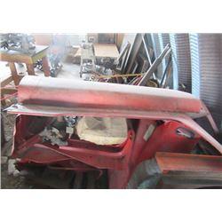 MF 65 Tractor Parts, Hood & Fenders