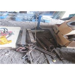 Engine Stand, Draw Bar, 3 PH Arms