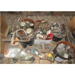 Old Gauges, &  Carbuerator Parts