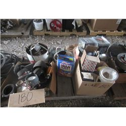 Sealed Lights, Auto Lights & Elec Motor