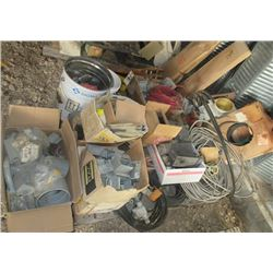 Electrical Supply, Boxes, Wire & Connetors