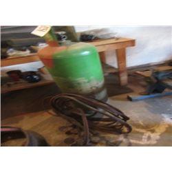 Acetylene Torches/ Propane Bottle