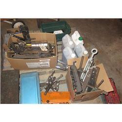 Gear Puller, Socket Sets, Specialty Tools & Tap & Die