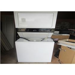 Westinghouse Stacking Washer & Dryer